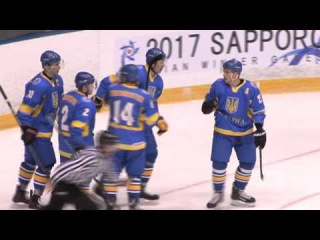 2018 OGQ II. Ukraine - Romania 3:0
