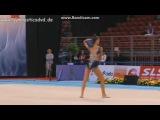 Арина Аверина мяч (многоборье) - Кубок Мира София 2016