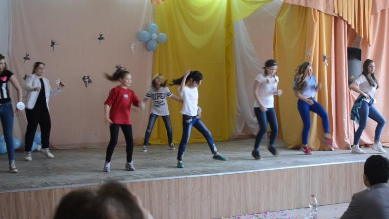 Школьный танцевальный конкурс
