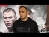 Реакция бойцов на продажу UFC