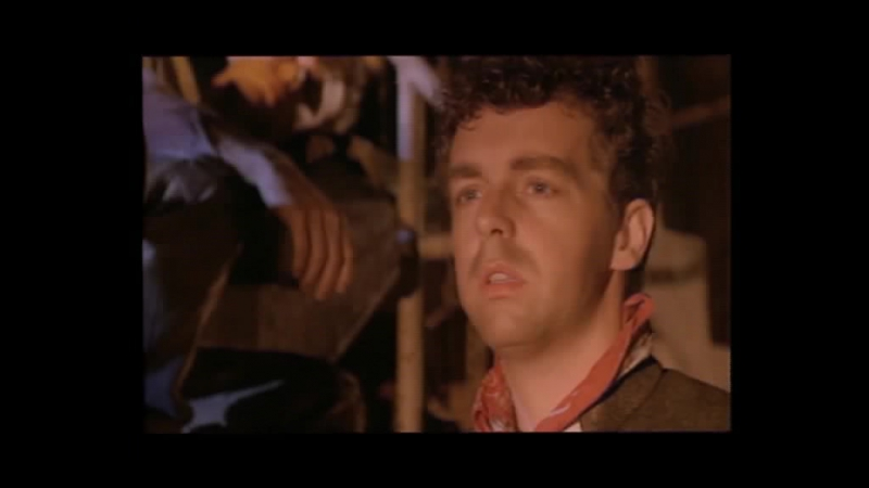 Pet Shop Boys Its A Sin Official 1987
