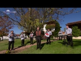 Хари Бенд и Христо Косашки - Мятало ленче ябълка [фолк] (2015