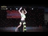 Yulia Kozlovskaya GLAMOUR bellydance fest '16.