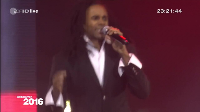 Milli Vanilli - Girl You Know It's True Someday (Live 2016 HD)