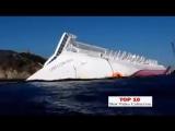 ТОП-10 Кораблекрушений ⁄ Top 10 Ship crash compilation
