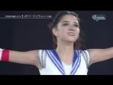 Выступление российской фигуристки в образе Сейлор Мун в Японии.
