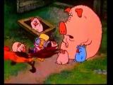 Попугай Кеша - отрывок из мультфильма.