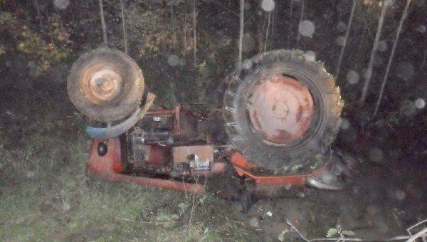 В Зеленчукском районе в результате несчастного случая погиб человек