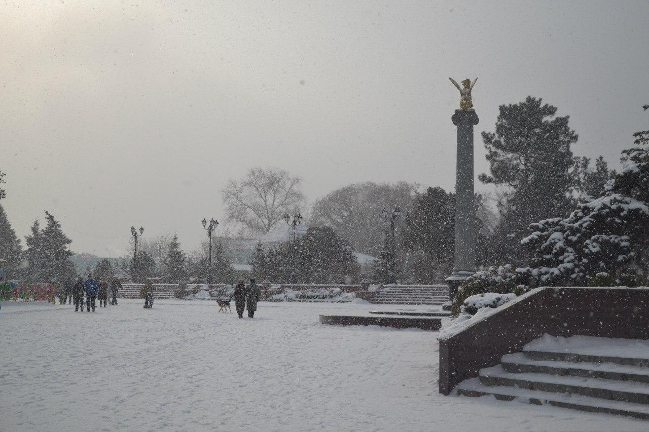 фото зимняя керчь
