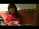 Masha Beautiful young girl fuck toilet of a restaurant