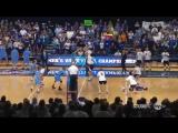 Лучшая защита за всю историю волейбола (Vine Video)