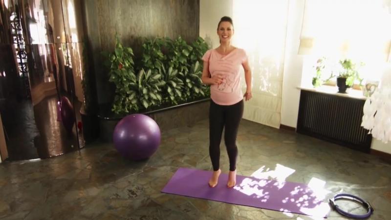 Гимнастика для беременных маша ефросинина 1 триместр 1