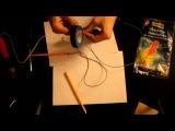 Электроискровой карандаш 220В своими руками