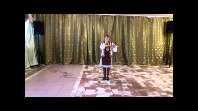 Каріна Неймет Моя Україна 9 років м Ужгород дитячій будинок Нова сім'я