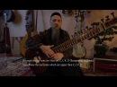 The Sitar tuning. Как настраивать ситар. 4К UHD.