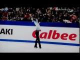 羽生結弦 SPで世界最高得点! NHK杯 フィギュアスケートグランプリシ&#