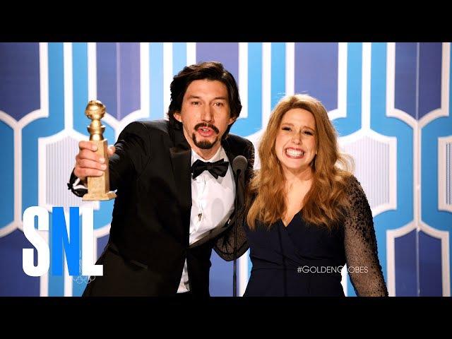 Golden Globes - SNL