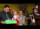 Никита Плевский 1 годик