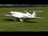 SD-1 Minisport самодельный сверх легкий самолет