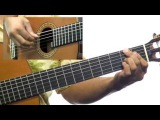 1-2-3 Bossa Nova - #26 - Guitar Lesson - Fareed Haque
