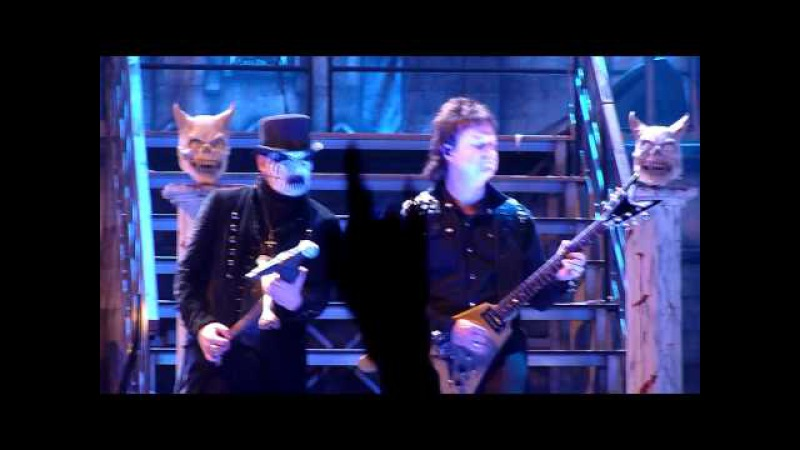 King Diamond - Eye of the Witch (Live @ Copenhell, June 15th, 2013)