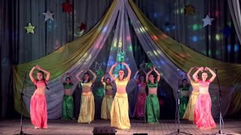 05 Индийский танец (исп. Грация)[Пока мы молоды] 21.11.2015 г.