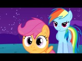 PMV - MLP fim Don't You Worry Now Scootaloo - Coconeru