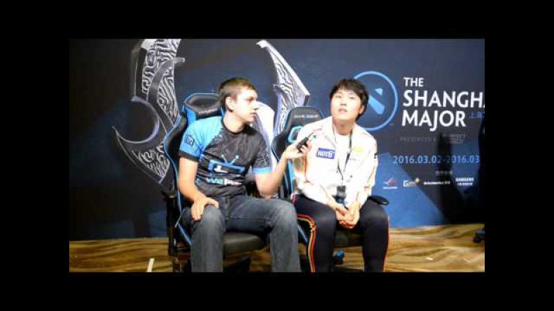 Interview with MVP.QO from the Shanghai Major