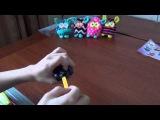 Обзор игрушек из Макдональдс. Ферби и Бэтман.