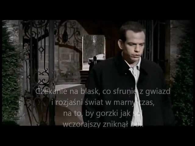 Garou - Je n'attendais que vous (Czekanie me to Ty) - napisy tekst PL