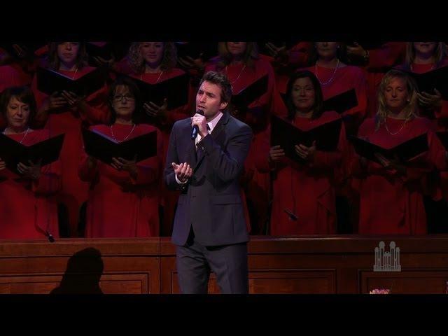 Prendi I Miei Sogni - Nathan Pacheco and the Mormon Tabernacle Choir