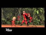 Премьера анимационного фильма «Суперсемейка» на Канале Disney!