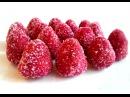 Вафельные конфеты Клубничка Candy Strawberry