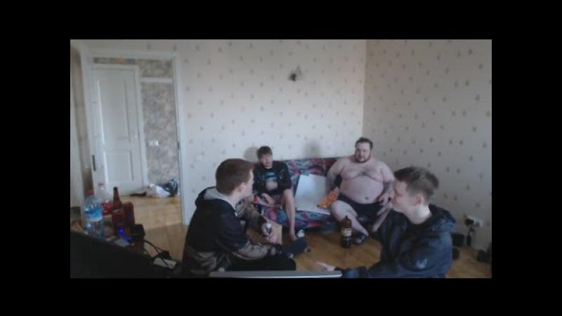 (14.05) Влад Савельев, VJLink, Спичка, Артем, Хамов / Разговоры, ответы на вопросы, веселье