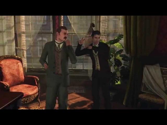 Sherlock Holmes John Watson ~ Break Free