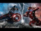 Первый Мститель 3: Противостояние - Русский HD Трейлер 2016
