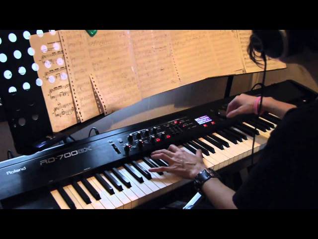Alice In Chains Frogs piano cover