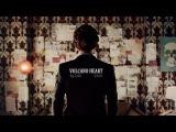 Sherlock BBC  Volcano Heart