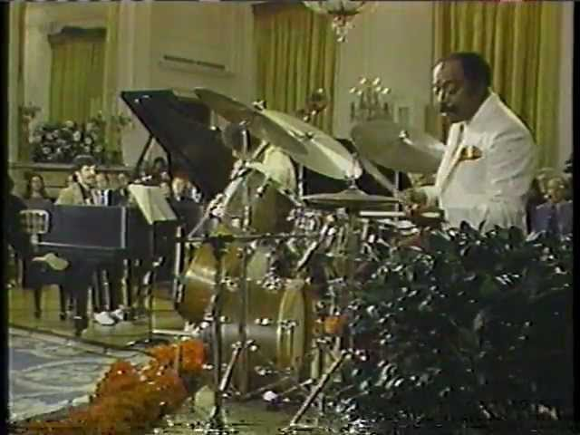 1982 CHICK COREA, ROY HAYNES, MIROSLAV VITOUS at the White House