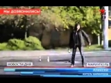 УЖАС...!!! В Мариуполе за Георгиевскую ленточку убивают