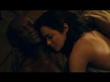 Marisa Ramirez - Отрывок из фильма Spartacus Gods Of The Arena