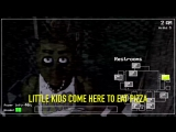 "Five Nights At Freddys Pt. 1 Rap Song ""Teddy Bear Nightmare"" Rockit Gaming ft. Vinny Noose (online-video-cutter.com)"