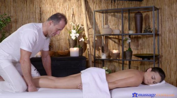 MassageRooms – George And Anina Silk