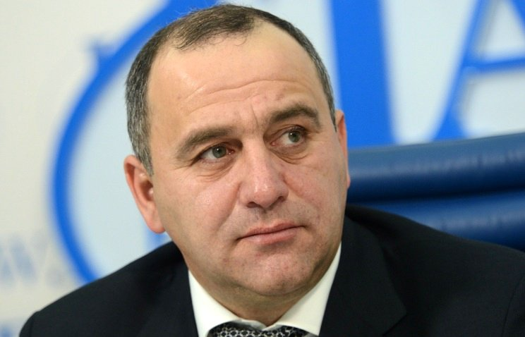 Рашид Темрезов вошел в первую группу Губернаторов России с очень высоким рейтингом