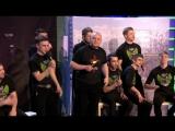 Плохая компания - Музыкальный номер (КВН Высшая лига 2013. Третья 1/4 финала)