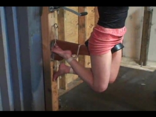 Tickle Torture for Forgetting Her Boots.480