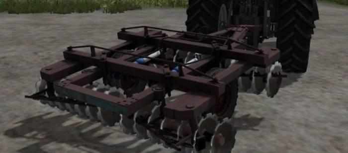 борона — мод БДП-3