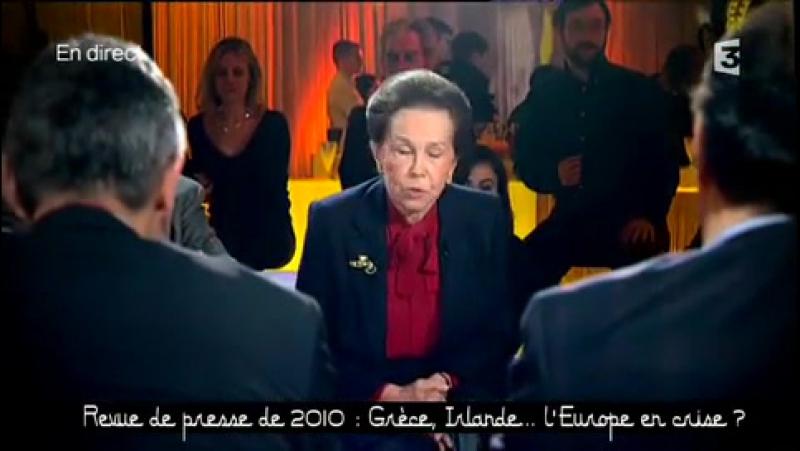 GARAUD Marie-France - L'euro, c'est un deutsche mark- CSOJ Déc. 2010