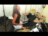 Rammstein - Du Hast - Drum cover