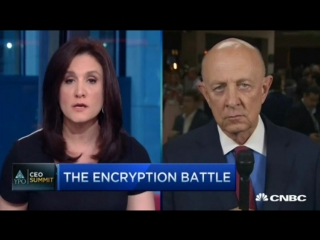 FBI wants to change iPhone's iOS: Fmr CIA chief